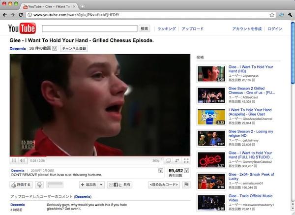 Iwhyh Glee