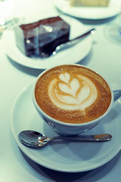 Cappuccino At Maruyama