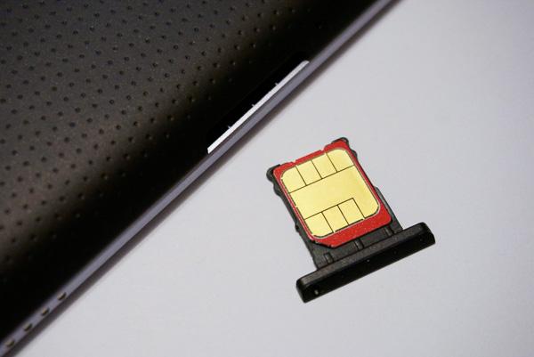 Micro Sim Nexus7