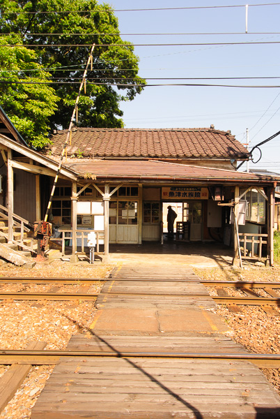 Nishiuozu Station
