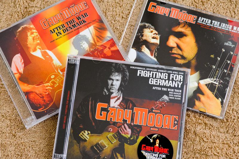 Gary Moore Bootlegs